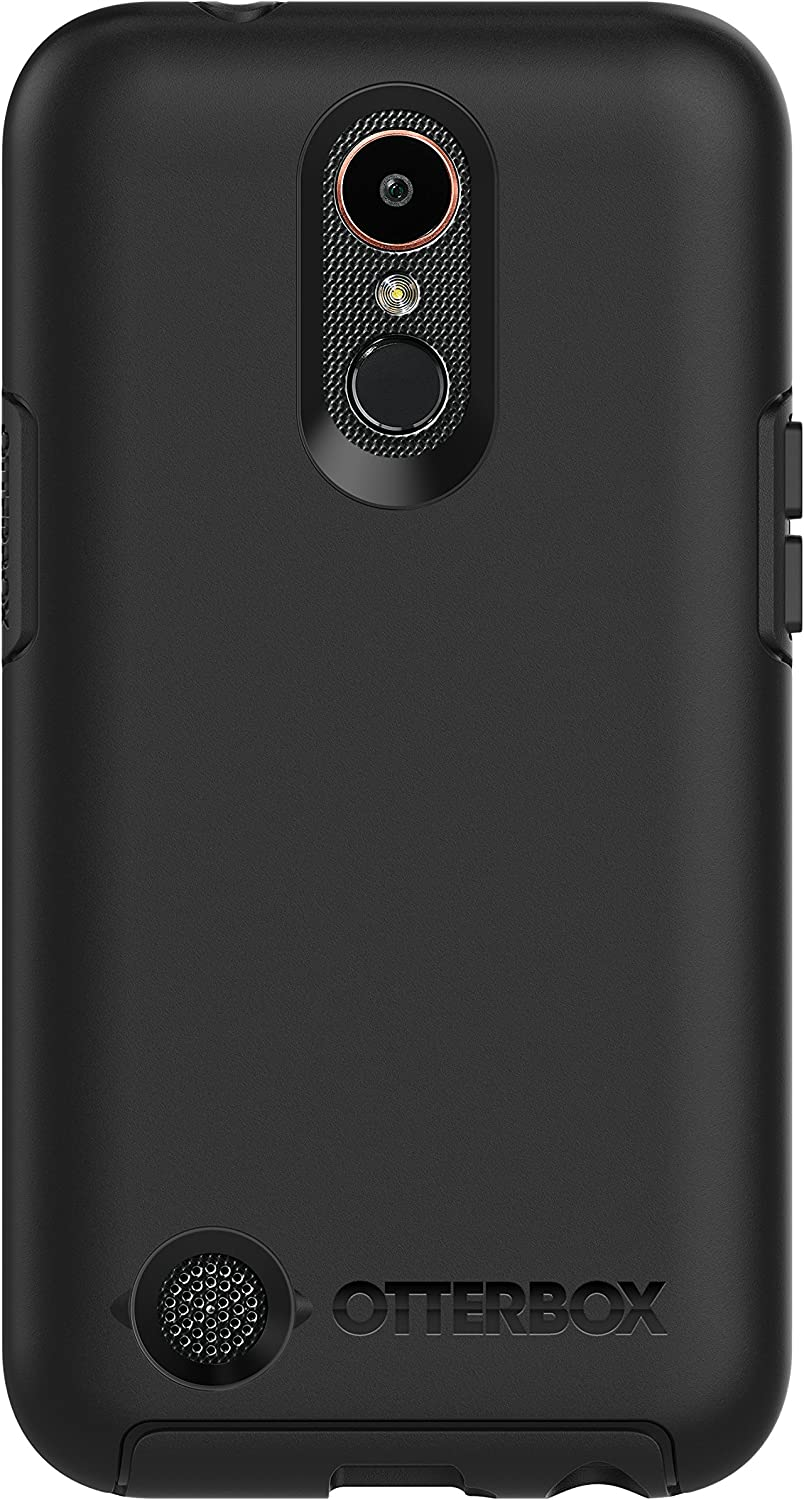 OtterBox SYMMETRY SERIES Case for LG K20V / LG K20 plus / LG Harmony - Retail Packaging - BLACK