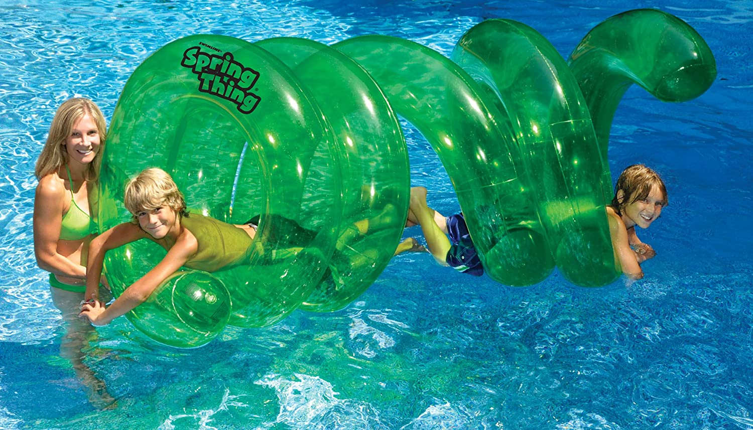 Charming Amazon.com: Swimline Spring Thing Inflatable Pool Toy: Garden U0026 Outdoor