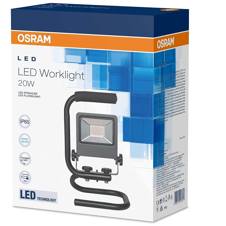 170 0 mm 0 mm x 275 0 mm x 175 Osram LED Worklight Arbeitslicht Kaltwei/ß f/ür Au/ßenanwendungen