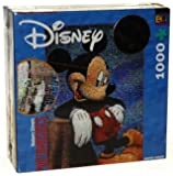 Disney 1000 Piece Photomosaic Puzzle