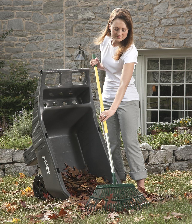 Amazon Ames Lawn Buddy Lawn Cart Lawn Mower