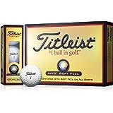 TITLEIST(タイトリスト) ゴルフボール HVC SOFT FEEL 2ピース 12個入り ホワイト 1HVSF-J