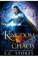 A Kingdom in Chaos (A Kingdom Divided Book 3) Kindle Edition