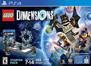 LEGO Dimensions Starter Pack - PlayStation 4