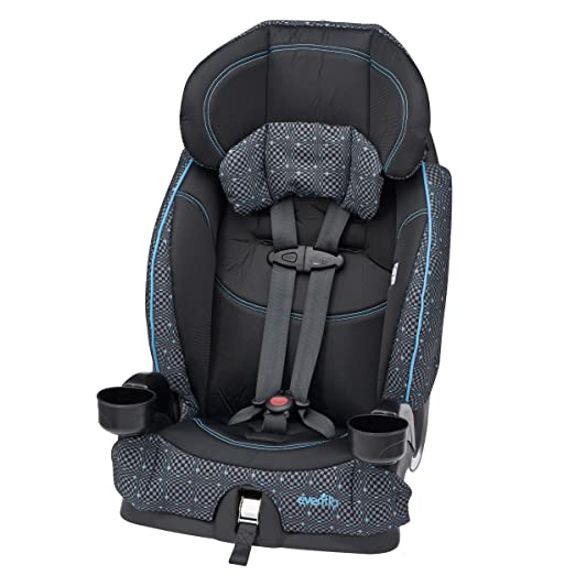 This Booster Seat Is Suitable For Use By Children From 22 110 Pounds And Features A 5 Point Harness Added Security Upfront Adjustments Make