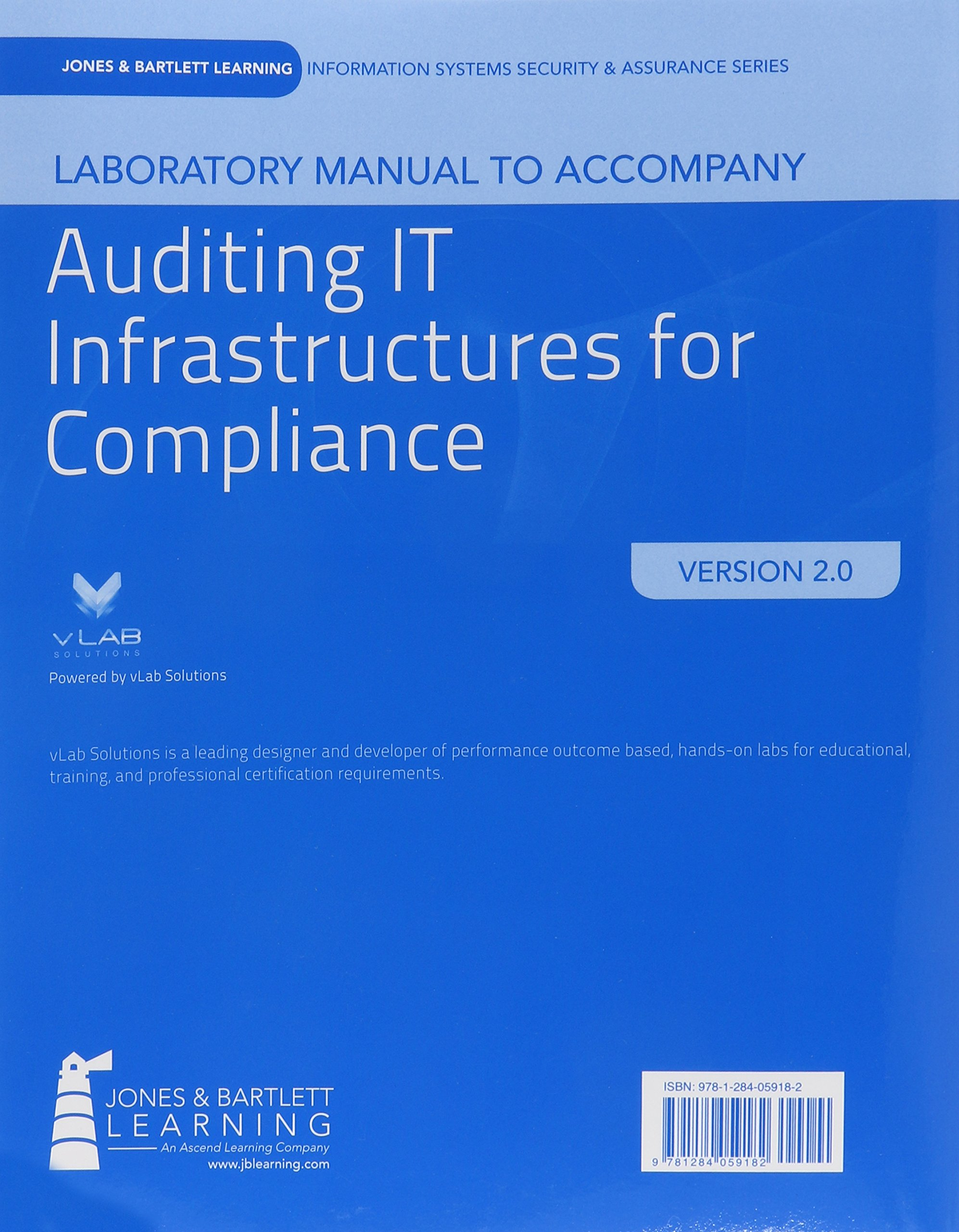 buy lab manual to accompany auditing it infrastructure for rh amazon in Instruction Manual Laboratory Manual Icon'