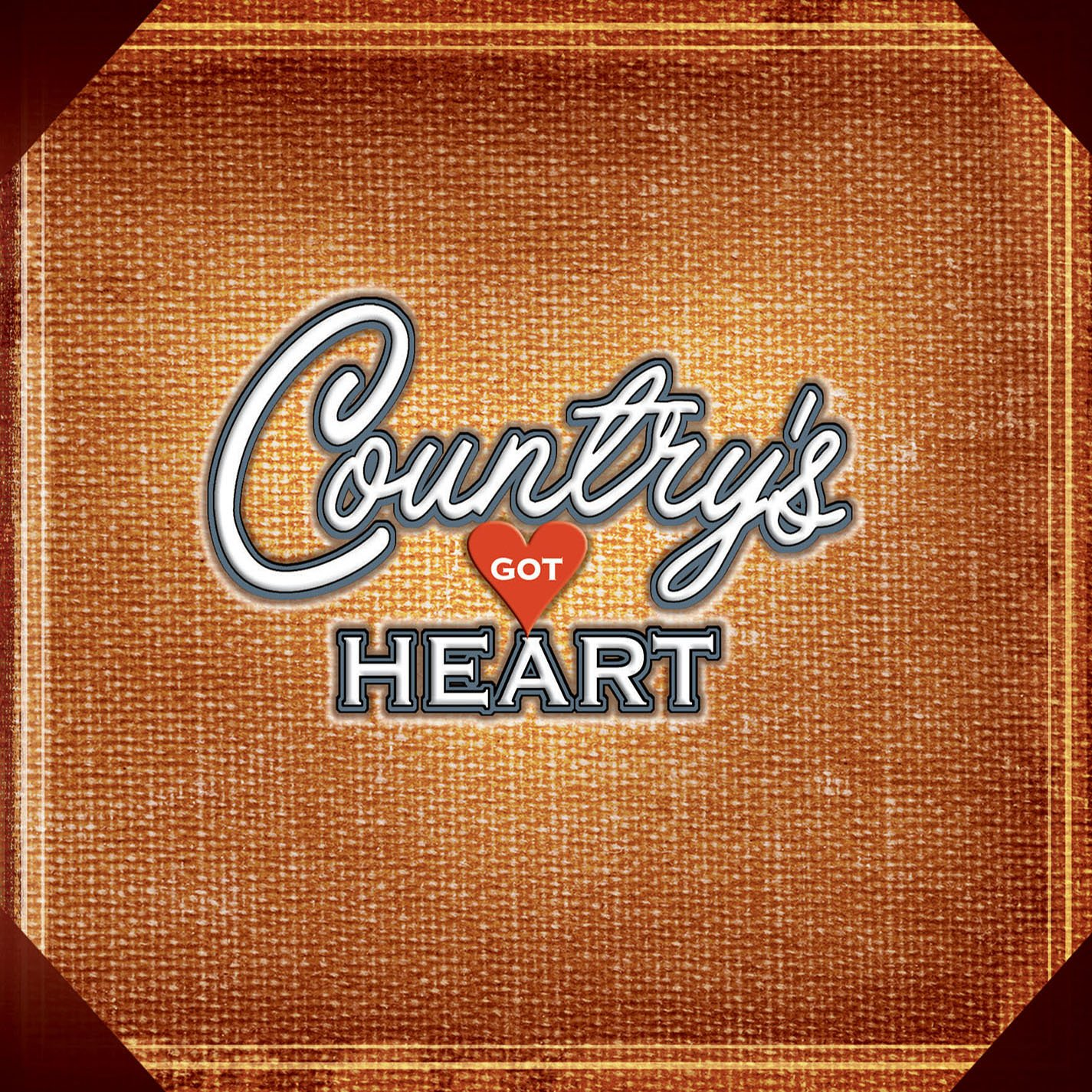 Country's Got Heart (10CD Box Set)