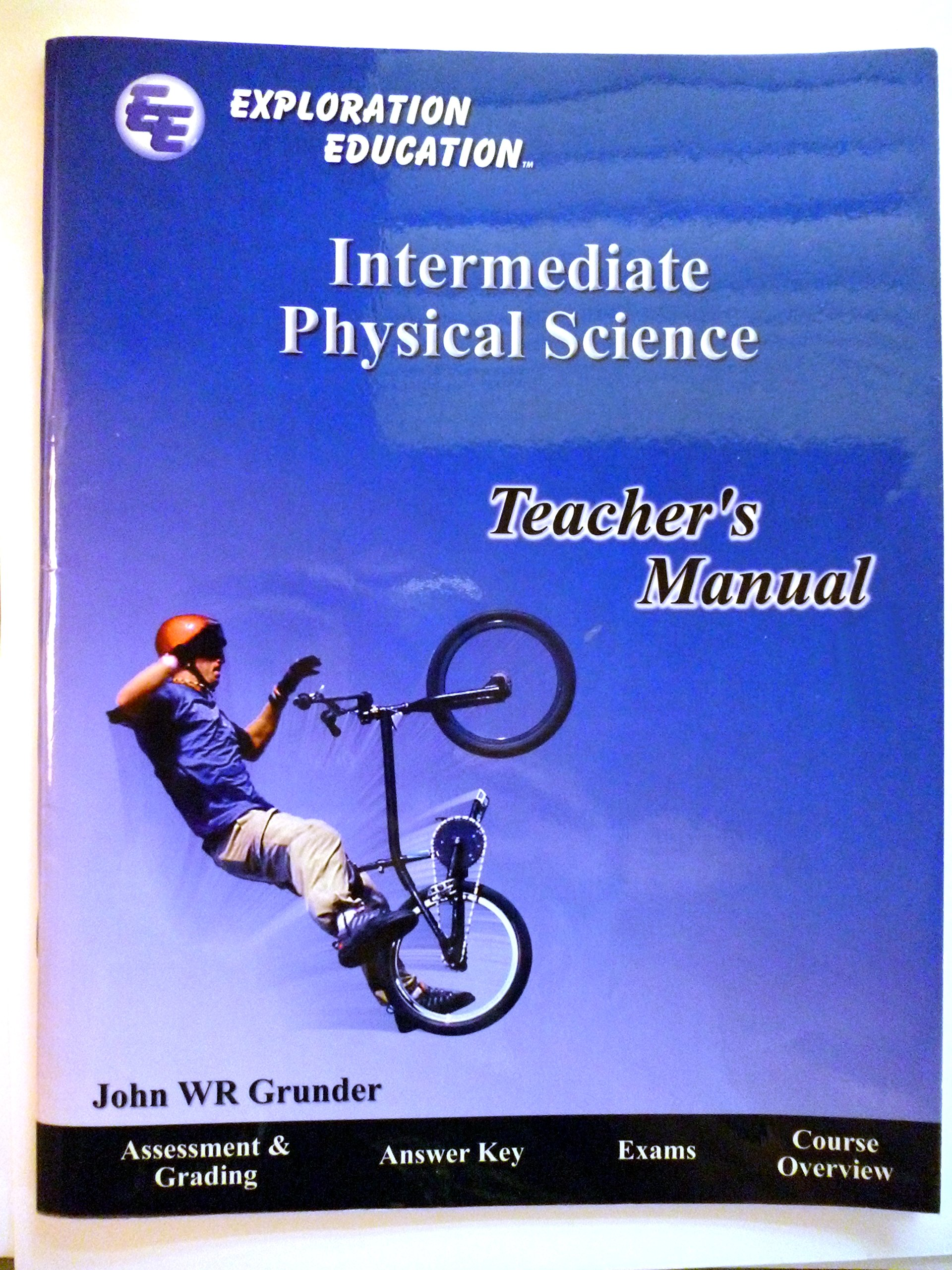 Intermediate Physical Science Teacher's Manual (Exploration