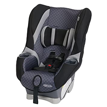 Graco My Ride 65 LX Convertible Car Seat Coda One Size