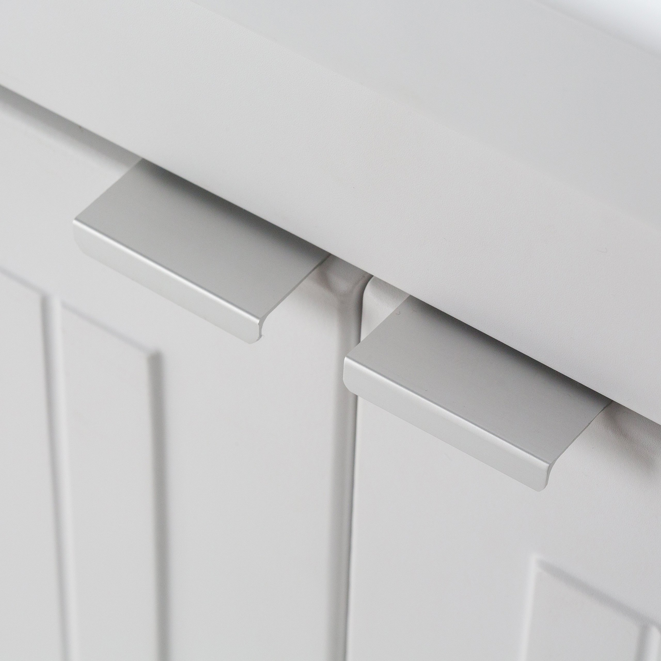Simpli Home Murphy Laundry Cabinet with Faucet and ABS Sink, 24'', Pure White by Simpli Home (Image #6)