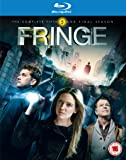 Fringe - The Complete Fifth Series [Edizione: Regno Unito] [Italia] [Blu-ray]