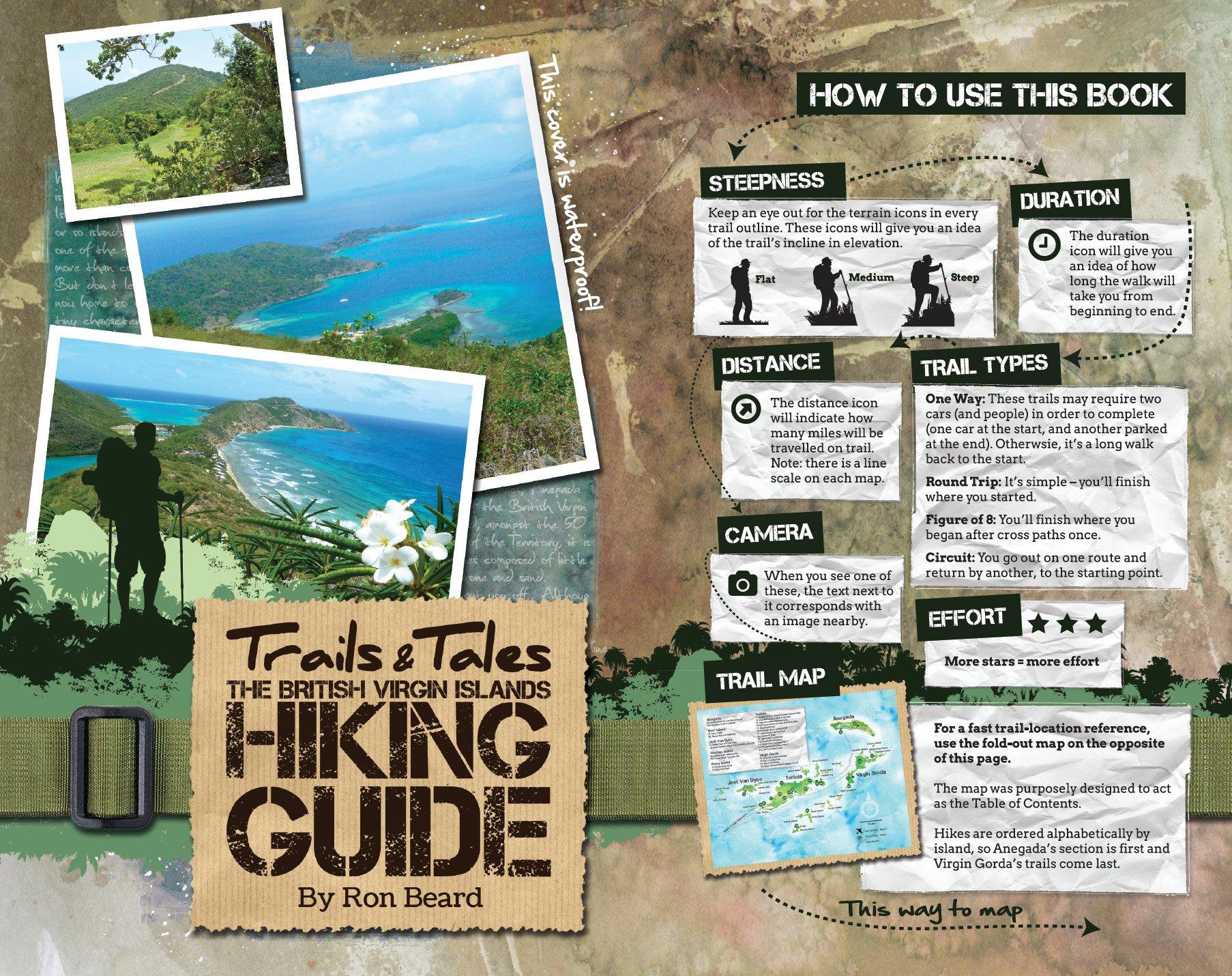 1st Ed. Exploring the Virgin Islands