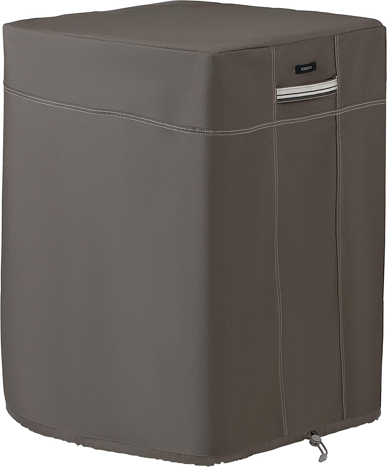 Classic Accessories Ravenna Water-Resistant 20 Inch Fire Column Cover