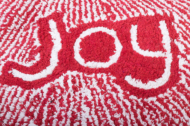 Kess InHouse Frederic Levy-Hadida Fancy Stripes Acqua 23 x 23 Square Floor Pillow
