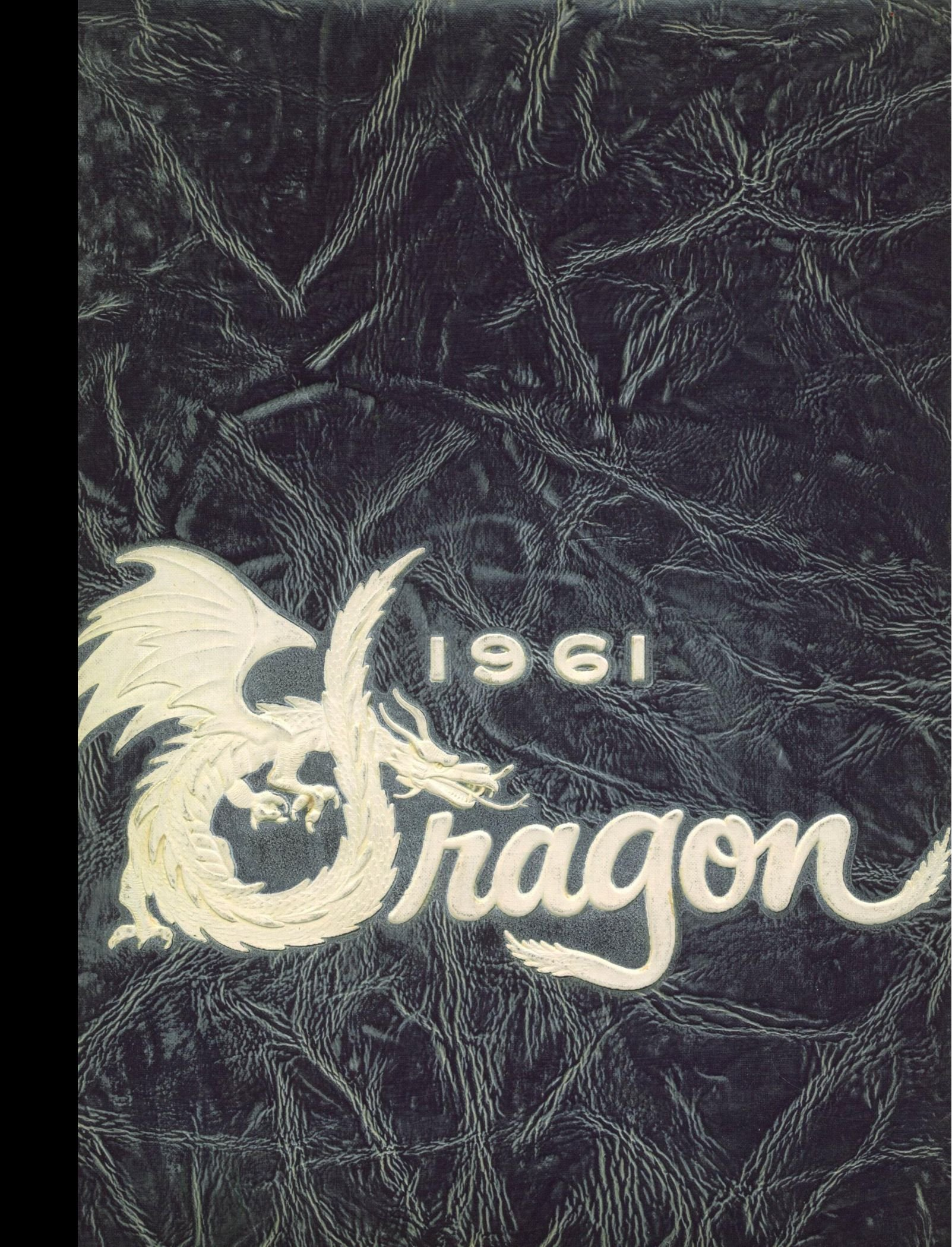 Reprint) 1961 Yearbook: Fairmont High School (thru 1964 ...