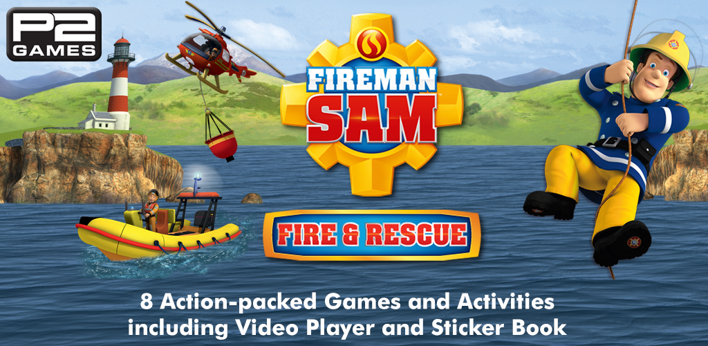 Best of Fireman Sam – Fire and Rescue