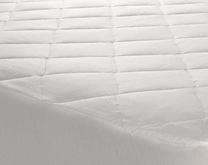 Musbury Fabrics - Funda de colchón Acolchada de polialgodón para Caravana, Island Bed