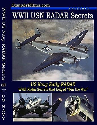 Amazon com: Early Navy RADAR old films Planes Ships, Secrets