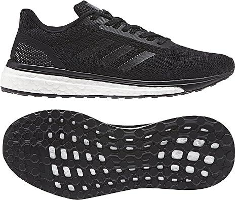 Adidas Response W, Zapatillas de Trail Running para Mujer, Blanco (Ftwbla/Negbas/Negbas 000), 44 EU: Amazon.es: Zapatos y complementos