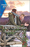 Their Christmas Baby Contract (Blackberry Bay Book 2)