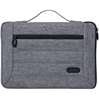 "ProCase Bolsa Antichoques para Portátiles de 13-13.5 Pulgadas, Funda Protectora para Macbook Pro Air, Surface Book, Mayoría de 12"" 13"" Laptop Ultrabook Notebook MacBook Chromebook -Gris"