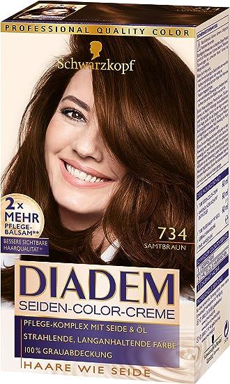 Pack de 3 tintes Diadem Seiden-Color-Creme 703 de rubio ...