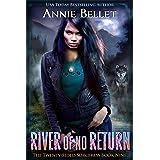 River of No Return (The Twenty-Sided Sorceress Book 9)