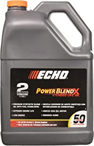Echo 6450050 One Gallon Bottle of Power Blend 2-Cycle 50:1 Oil Mix