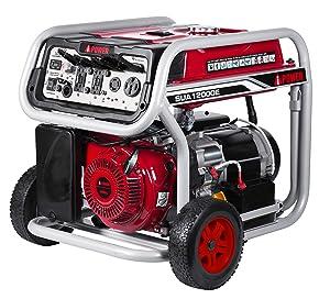 A-iPower SUA12000E 12000 Watt Jobsite Portable Generator