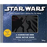 Star Wars: 11 Iconic Scenes from a Galaxy Far, Far Away... (A Scanimation Book)