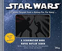 Star Wars: A Scanimation Book: 11 Iconic Scenes
