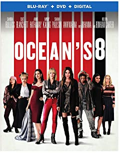 Book Cover: Ocean's 8