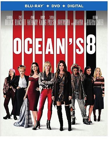 Ocean's 8 (BD) [Blu-ray]