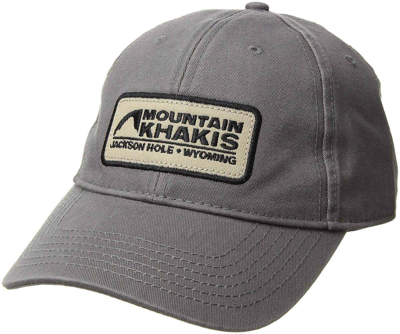 6df320520f4 Amazon.com  Mountain Khakis Unisex Soul Patch Cap