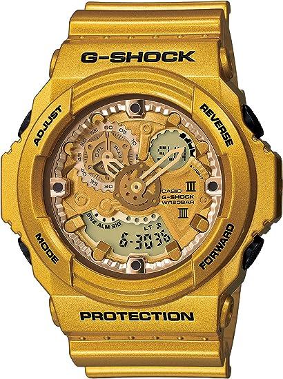 [カシオ] 腕時計 ジーショック Crazy Gold GA-300GD-9AJF ゴールド