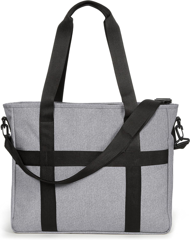 40 cm Gris 21 liters Eastpak KERR Sac bandouli/ère Sunday Grey