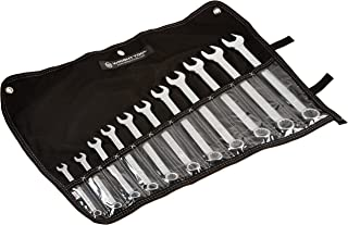 product image for Wright Tool 711 Wrightgrip 12-Point Combination Wrench Set, 11-Piece, Silver