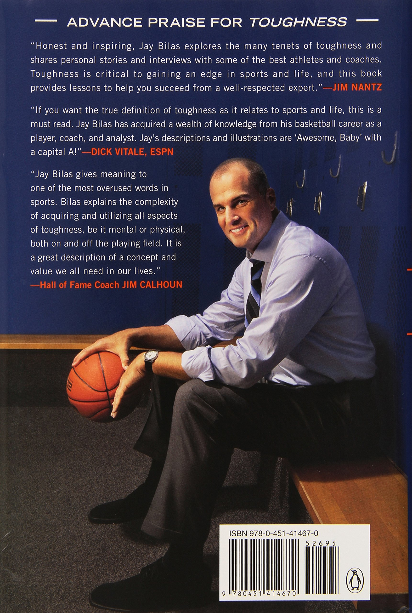 Toughness: Developing True Strength on and Off the Court: Amazon.co.uk: Jay  Bilas, Mike Krzyzewski: 9780451414670: Books