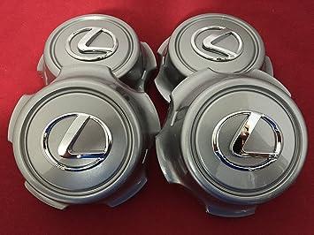 Amazon new 4pcs 1998 2002 lexus lx470 lx 470 wheel center 1998 2002 lexus lx470 lx 470 wheel center hub caps set 74145 publicscrutiny Gallery