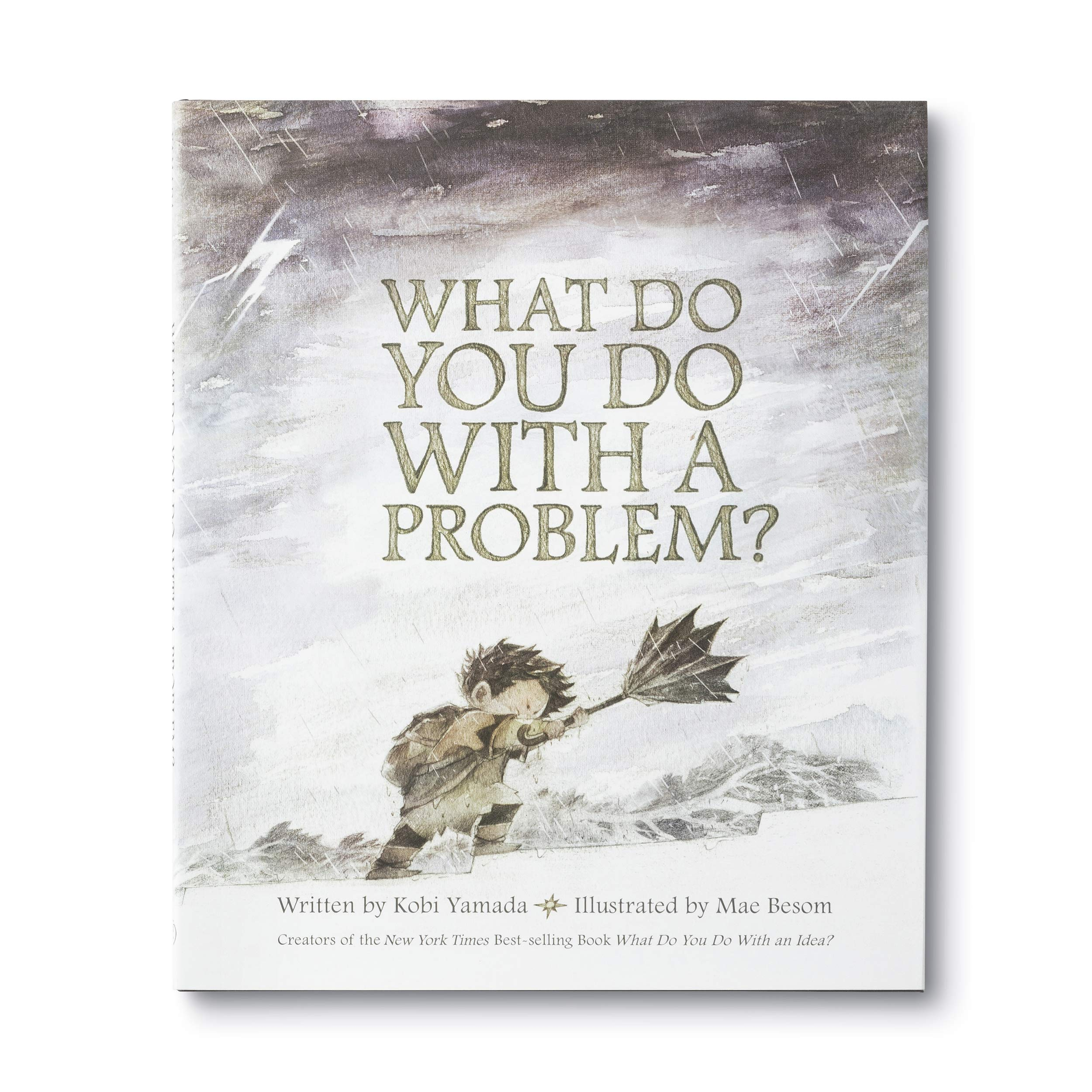 What Do You Do With a Problem? — New York Times best seller: Kobi ...