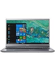 "Acer Swift 3 SF315-52G-84LF Notebook con Processore Intel Core i7-8550U, RAM da 8 GB, 256 GB SSD, Scheda Video NVIDIA GeForce MX150 2 GB GDDR5, Display da 15.6"" FHD, Silver"