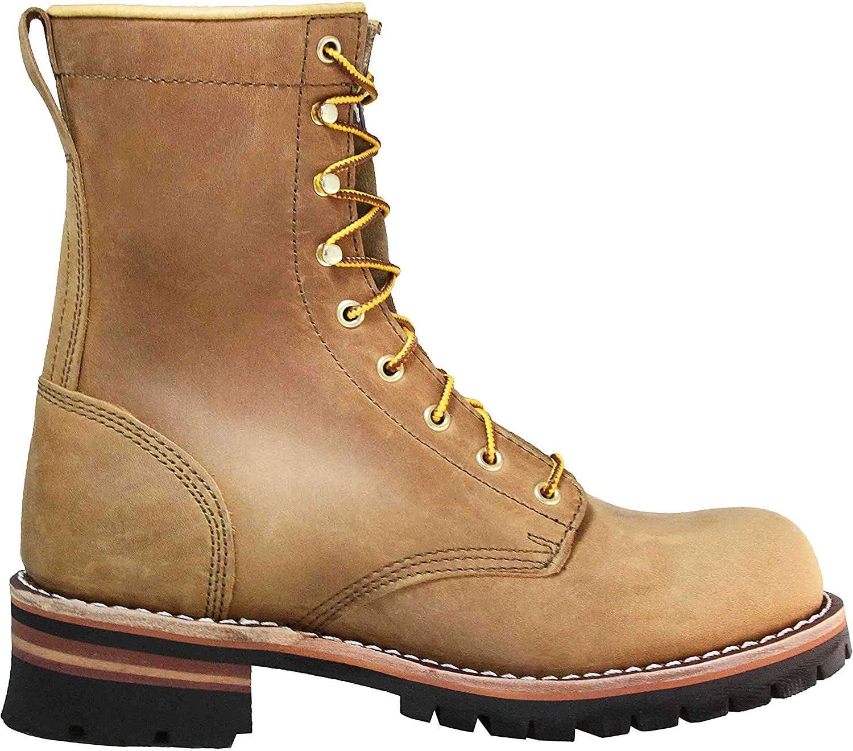 Cactus Mens 9 9219 Logger Boot