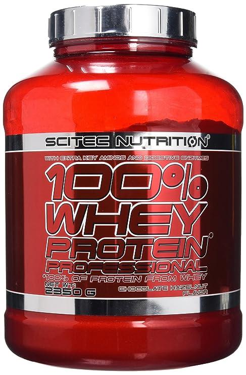 dc0f362f0 Scitec Nutrition 100% Whey Professional Protein Powder - 2350g ...