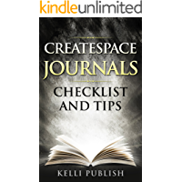 Createspace Journals Checklist and Tips