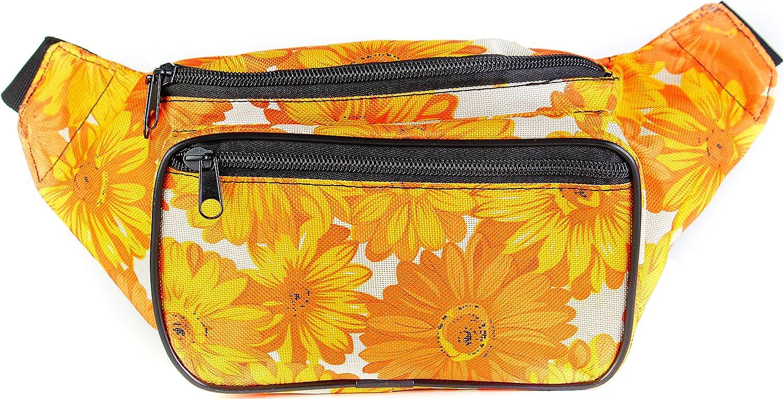 SoJourner Bags Gürteltasche Einheitsgröße Sonnenblume (gelb - Gürteltasche Damen