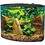 Tetra Crescent Acrylic Aquarium Kit, Energy Efficient LEDs