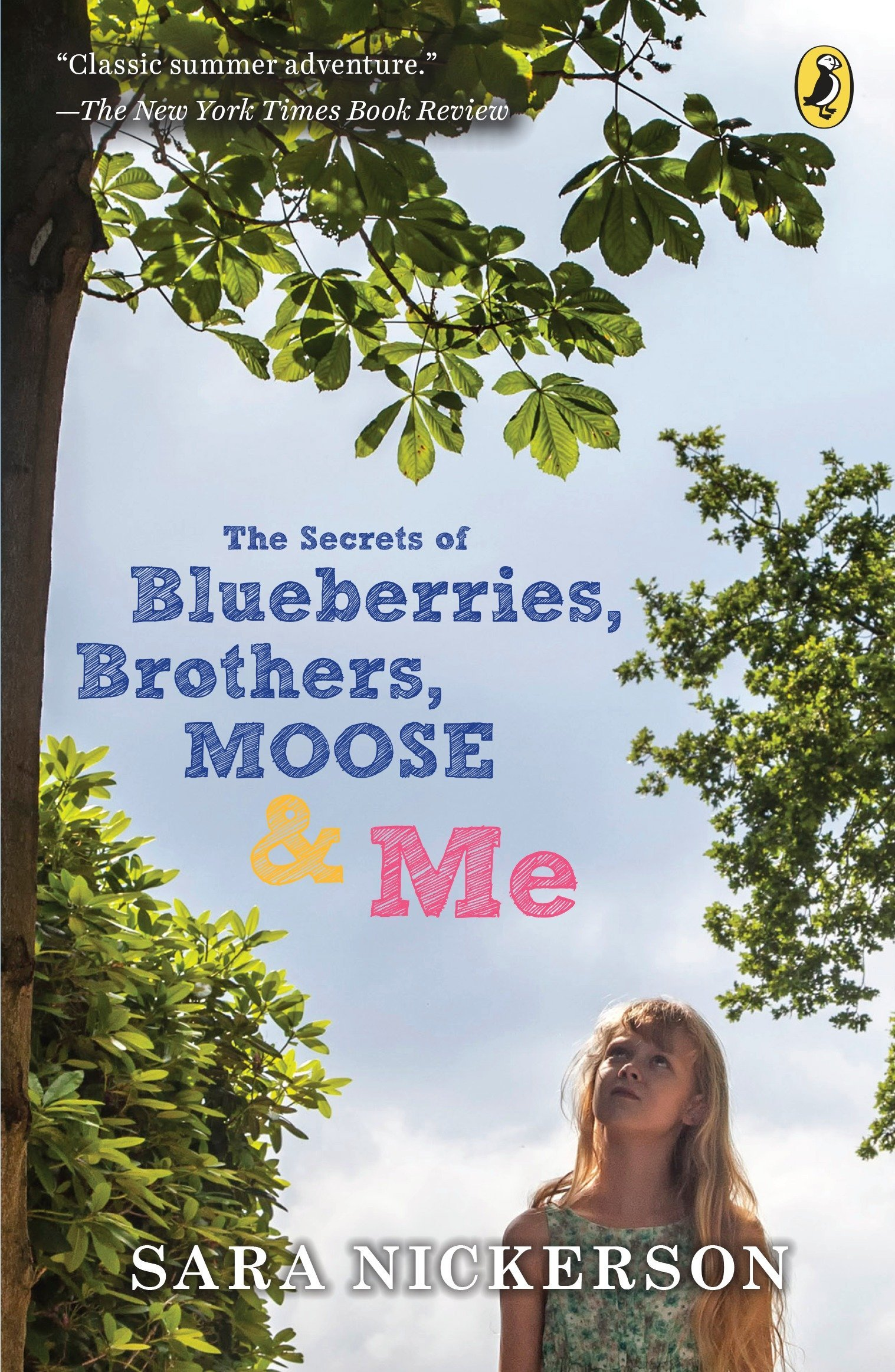 Download The Secrets of Blueberries, Brothers, Moose & Me PDF