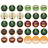 30-count TOP BRAND DECAF COFFEE Variety Sampler Pack, Single-Serve Cups for Keurig-Compatible Brewers