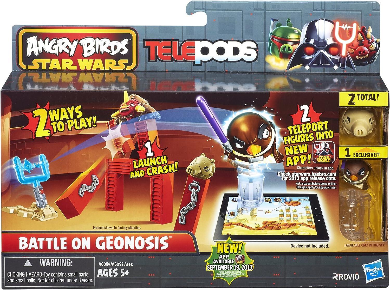 Angry Birds - Telepods Lanzador Star Wars (Hasbro)