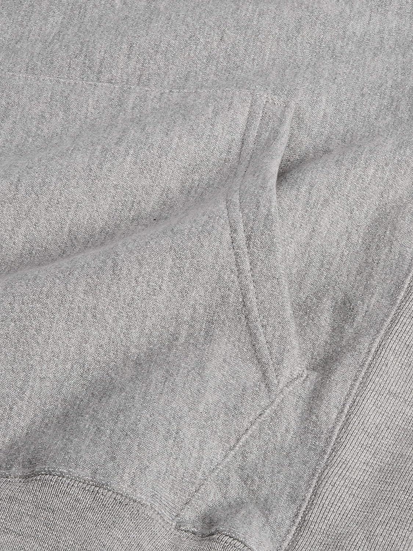 Champion Herren Reverse Weave Pullover Hoodie Kapuzenpulli Oxford Gray - Gf68